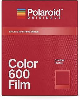 Polaroid Originals 4858 - Film color para 600 color rojo