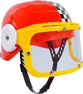 Funny Party Hats Costume Racing Helmet - Race Car Driver Costume - Car Driver Costume Helmet