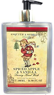 Asquith & Somerset Spiced Apple & Vanilla Luxury Hand Wash 16.9 FL OZ