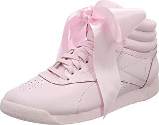 Classic F/S Freestyle Satin Bow Womens Trainers
