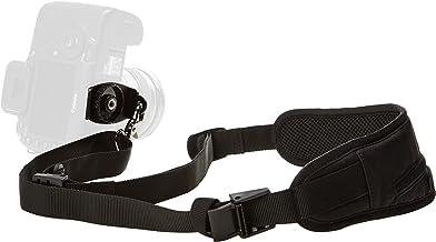 AmazonBasics Camera Sling Strap,Black