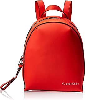 Calvin Klein Backpack for Women-Tangerine