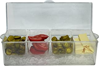 condiments tray