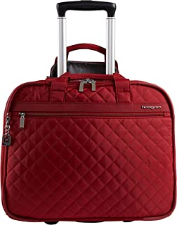 "Hedgren Cindy Under-Seat Carryon Rolling 15.6"" Laptop Travel Case"