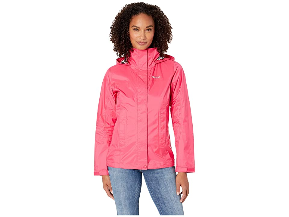 Marmot PreCip(r) Eco Jacket (Disco Pink) Women