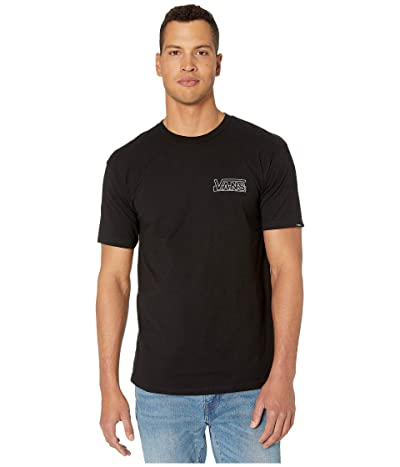 Vans OTW(r) Framework Short Sleeve T-Shirt (Black) Men
