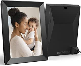 Dragon Touch Modern 10 Digital Picture Frame, 2K 10 Inch...