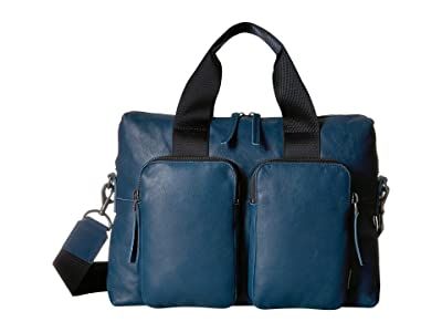 ECCO Casper Laptop Bag (Retro Blue) Computer Bags