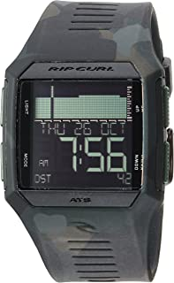 Rip Curl Rifles Waterproof Digital Tide Watch
