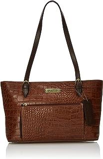 Isle Locada by Hidesign Women's Shoulder Bag (Tan Brown)