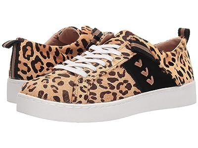 Jack Rogers Ainsley Haircalf Sneaker (Leopard Print) Women