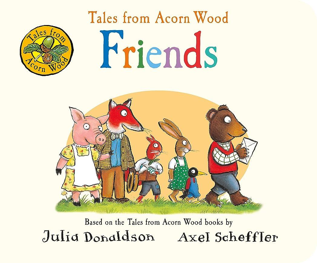 衣服距離ベアリングTales from Acorn Wood: Friends