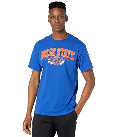 Champion College Boise State Broncos Jersey Tee (Royal) Men