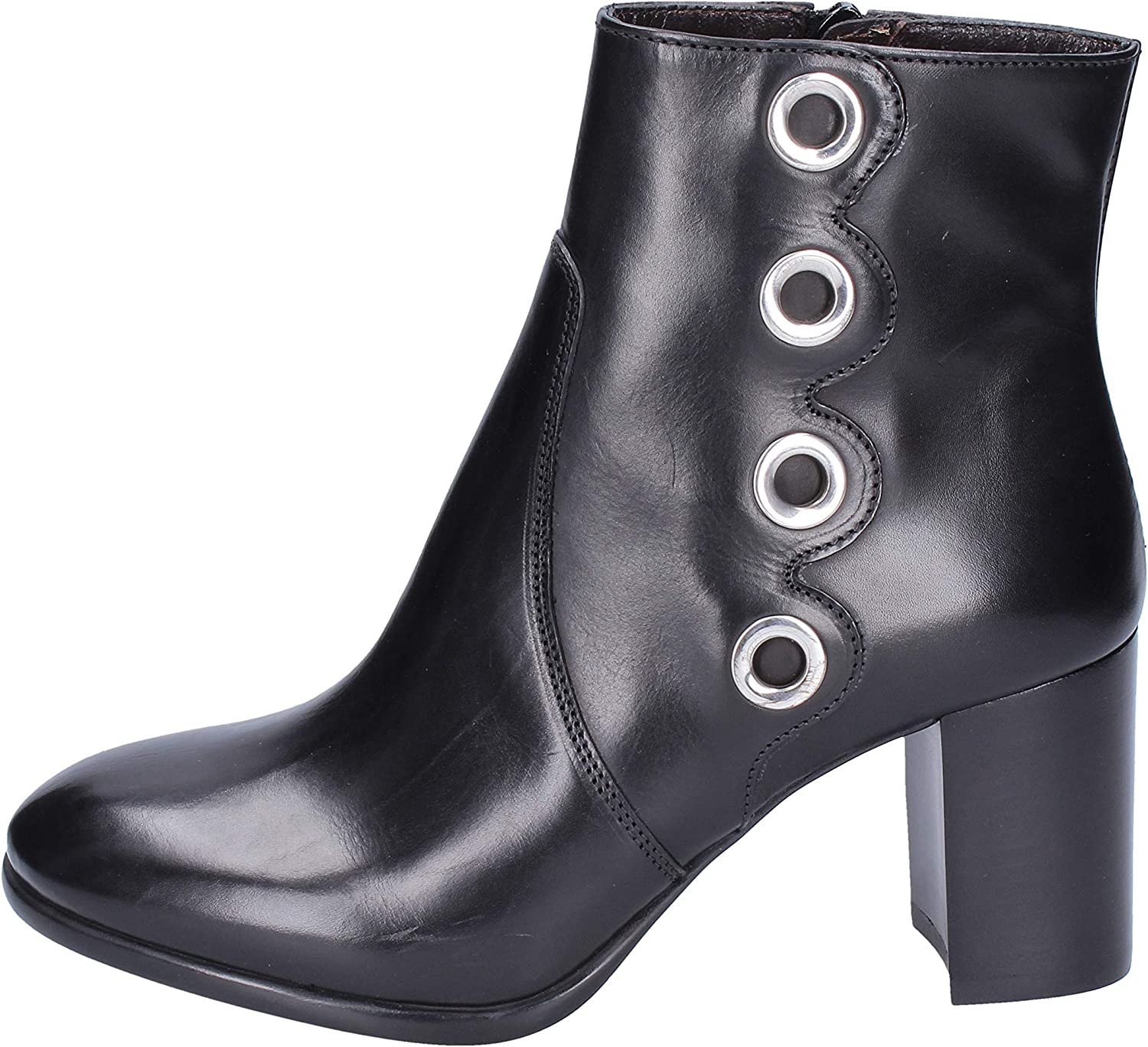 ROSSANO BISCONTI Boots Womens Leather Black