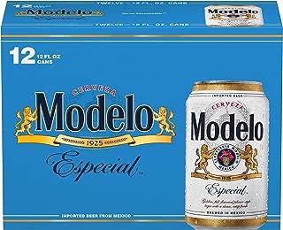 Modelo Especial, 12 pk, 12 oz cans, 4.4% ABV