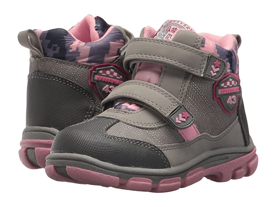 Beeko Alpino II (Toddler) (Grey/Pink) Girl
