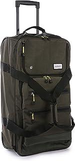 Antler 4290109066 Urbanite Evolve Upright Trolley Suitcases (Softside), Khaki, 71 cm