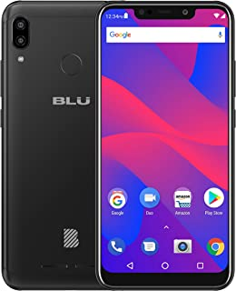 "BLU Vivo XL4-6.2"" HD Display Smartphone, 32GB+3GB RAM - Negro"