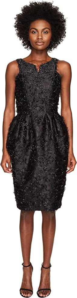 Zac Posen - Angel Hair Lurex Sleeveless Dress