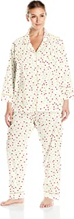 BedHead Pajamas Women's Size Classic Emboidery Rick Rack Plus Set Made in USA