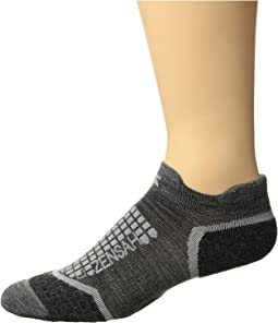 Zensah - Grit Running Socks No Show