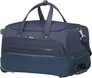 SAMSONITE B-Lite Icon - Wheeled Duffle 55/20 Travel Duffle, 55 cm, 65 liters, Blue (Dark Blue)