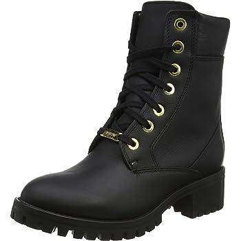 TCX Womens Biker Waterproof Street Motorcycle Boots Black Size 35