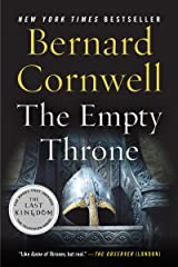 The Empty Throne: A Novel (Saxon Tales Book 8) Kindle Edition