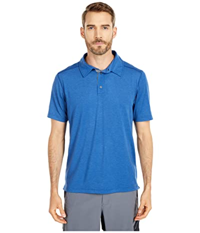 Marmot Wallace Polo (Arctic Navy Heather) Men