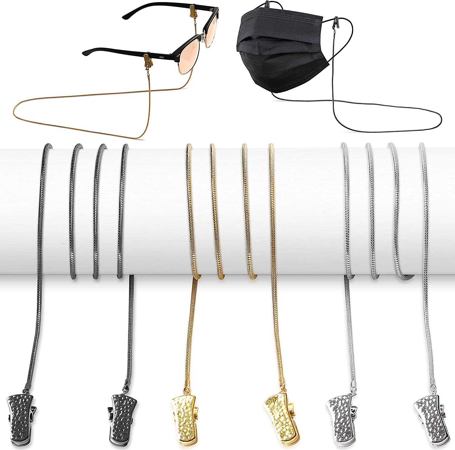 67% OFF of fixed High quality price Eyeglass Chain for Women - Metal Glasses Eyeglasses Hold