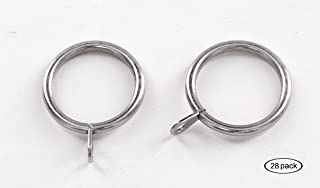 Best chrome eyelet rings Reviews