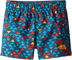 Shady Blue Mini Aztec Print