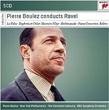 Pierre Boulez - Conducts Ravel