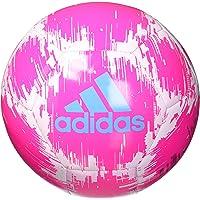 Adidas Glider 2 Men's Soccer Ball (Shock Pink/White/Bright Cyan)