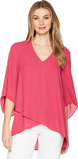 Bracelet Sleeve Asymmetric Top