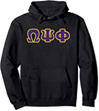 Omega Psi Phi Pullover Hoodie