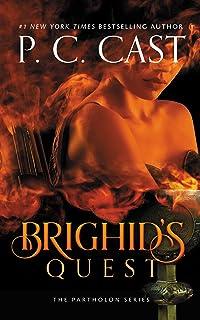 Brighid's Quest (The Partholon Series) (The Partholon Series, 5)