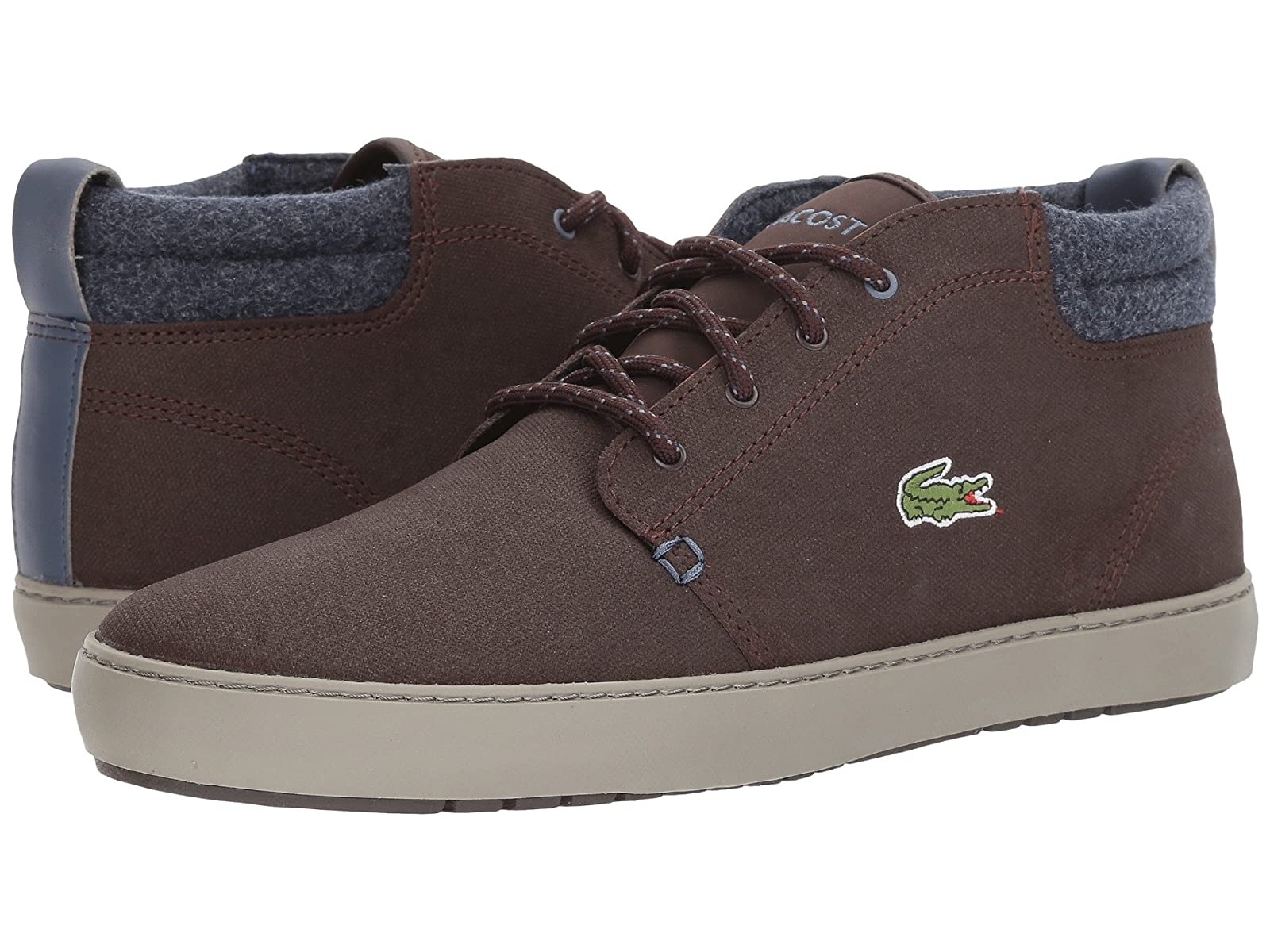 Lacoste Ampthill Terra 417 1 CamAtmospheric grades have affordable shoes