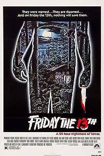 Kopoo Friday The 13th (1980) Poster, 12