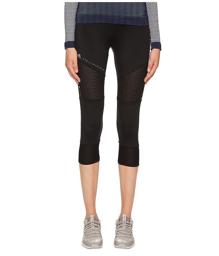 adidas by Stella McCartney Performance Essentials 3/4 Tights CG0891 (Black) Women