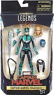 Marvel Legends Captain Marvel (Starforce) Exclusive Action Figure
