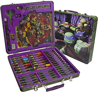 Nickelodeon Teenage Mutant Ninja Turtles Deluxe Stationery and Art Set with Over 150 Pieces