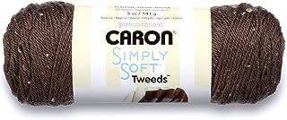 CARON SIMPLY SOFT TWEEDS - 141G - TAUPE
