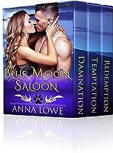 Blue Moon Saloon, Volume 1: Three-Book Collection (Bear-Wolf Shifter Forbidden Romance)