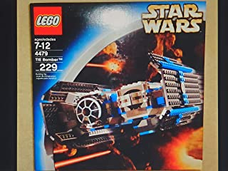 Lego Tie Bomber Star Wars 4479 New in Sealed Box.