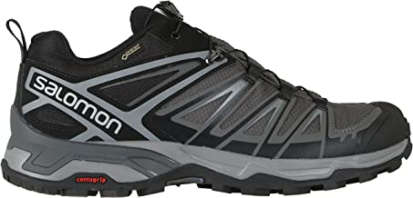 SALOMON Men's X Ultra 3 GTX Hiking Shoes Trail Running