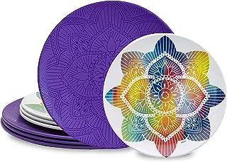 Best orange plate set Reviews