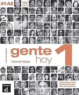 Gente Hoy 1 Libro de trabajo + CD: Gente Hoy 1 Libro de trabajo + CD: Vol. 2