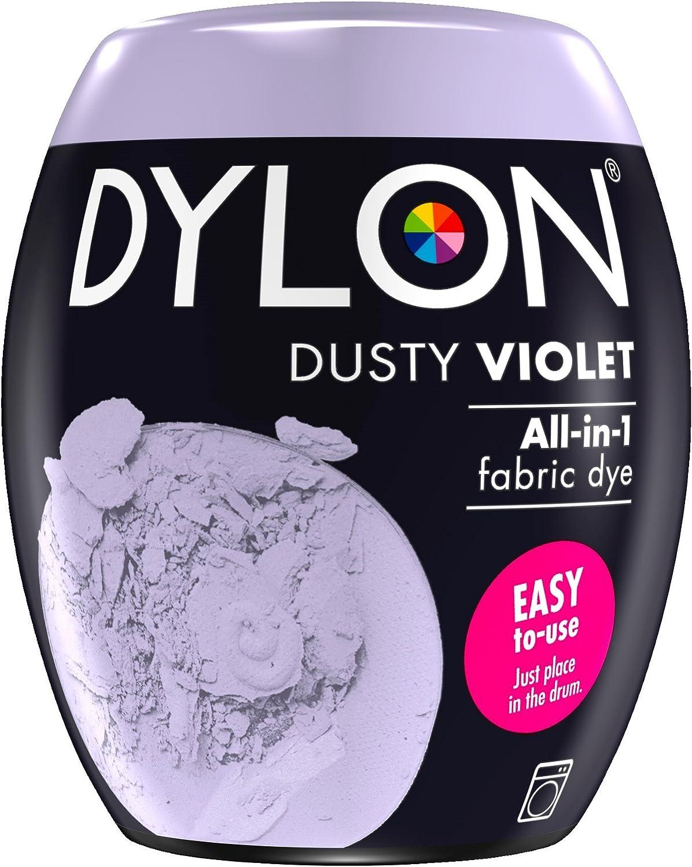 Dylon Tinte a máquina, Violeta Polvo, 350G
