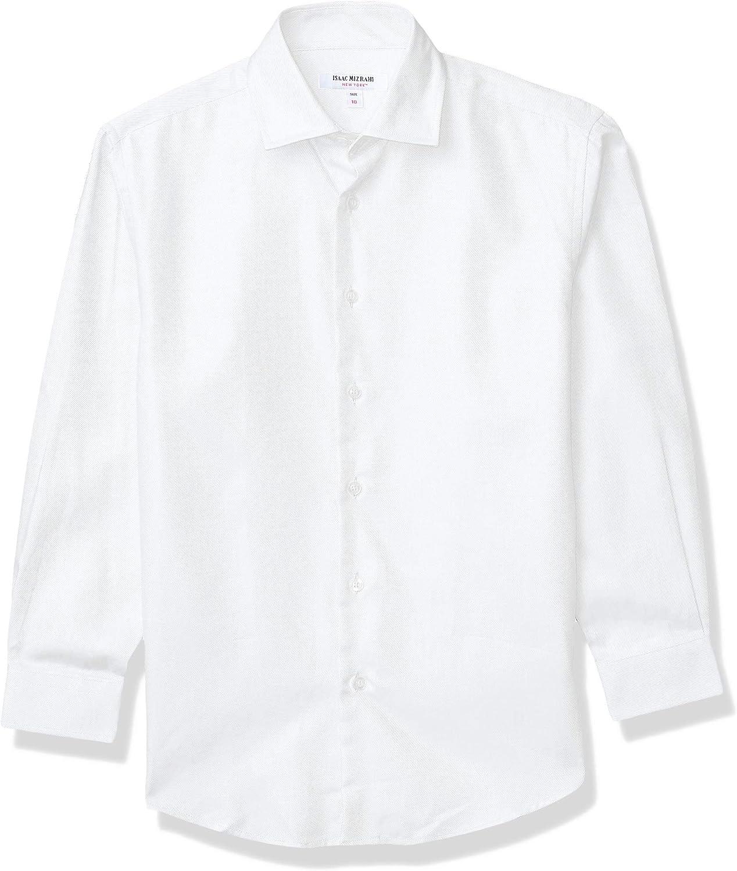 Issac Mizrahi Boys' Classic Button Down Shirt